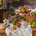 Cezanne: Table, 1888-90 by Granger