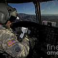 Ch-47 Chinook Pilot Refers by Terry Moore