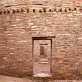 Chaco Canyon Doorways 5 by Carl Amoth