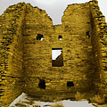 Chaco Canyon Ruins by Jeff Swan