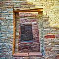 Chaco Canyon Windows by Steven Ralser