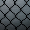 Chain Fence by Olga Photography