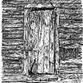 Chained Shut by Peter Muzyka