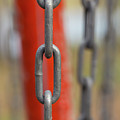 Chains Abstract 3 by John Brueske
