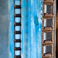 Chains And Blue Wood by John McArthur