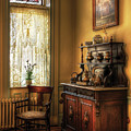 Chair - In The Corner Of Grandma's Kitchen by Mike Savad