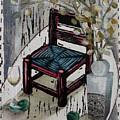 Chair X by Peter Allan