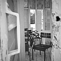 Chairs And Doors  by Sophia Pagan