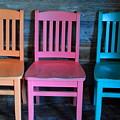 Chairs by Jan Prewett