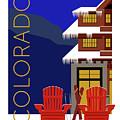 Colorado Chairs by Sam Brennan