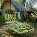 Chaise Lounge by Yo Pedro