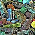 Chalk by Randy J Heath
