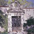 Chalon Gate by David Lloyd Glover