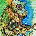 Chameleon by Geraldine Myszenski