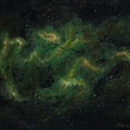 Chameleon Nebula by Anna Starkova