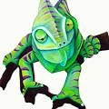 Chameleon by Susan Clausen