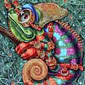 Chameleon by Victor Molev