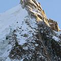 Chamonix - Aiguille Du Midi by Pat Speirs