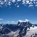 Chamonix Alpine View by Sonal Dave