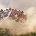 Chamonix Needles - French Alps by Paul MAURICE