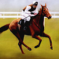 Champion Hurdle - Winner - Morley Street by Miroslav Stojkovic