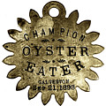Champion Oyster Eater - To License For Professional Use Visit Granger.com by Granger