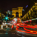 Champs Elysees by Jeff West