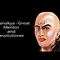 Chanakya The Great by Artist Nandika Dutt