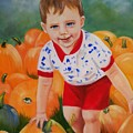 Chance With The Pumpkins by Joni McPherson