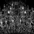 Chandelier 2360bw by Doug Berry