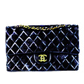 Chanel Bag Poster by Del Art