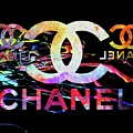 Chanel Black by Daniel Janda