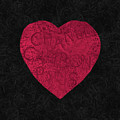 Chanel Heart-1 by Three Dots