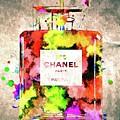 Chanel No. 5 Colored  by Daniel Janda