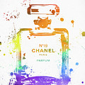 Chanel Number Nineteen by Dan Sproul