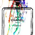 Chanel No. 5 White by Daniel Janda