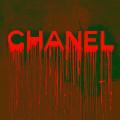 Chanel Plakative Fashion - Neon Weave by Felix Von Altersheim