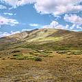 Change In The Air At The Guanella Pass Summit by John M Bailey