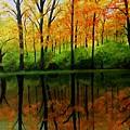 Change Of Seasons by Jessie Lofland