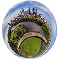 Change Your Perspective Minneapolis White Surround by Christopher Broste