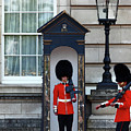 Changing Of The Guard 2 by James Brunker