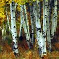 Changing Season by Donna Blackhall