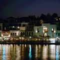 Chania By Night  by Jouko Lehto