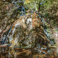 Chantara Waterfalls - Cyprus by Joana Kruse