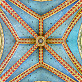 Chapel Ceiling by Maria Coulson
