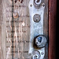 Chapel Door - Verse by Anita Faye