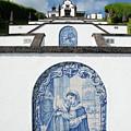 Chapel In The Azores by Gaspar Avila
