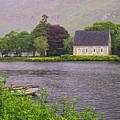 Chapel In The Mist - Gougane Barra - County Cork - Ireland by Tony Crehan