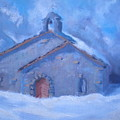 Chapel Of Assent by Bryan Alexander