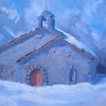 Chapel Of Assent by Bryan Alexander
